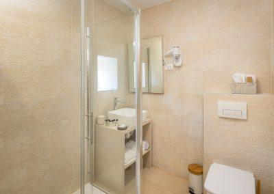 Hotel Agava in Babina - Deluxe Double Rooms bathroom