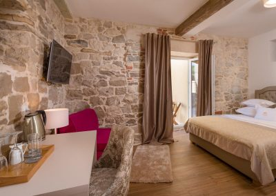 Hotel Agava in Babina - Deluxe Triple Rooms with terrace